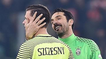 2017-06-12 Buffon: Szczęsny to najlepszy wybór Juventusu