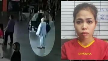"""25-02-2017 13:26 Zabiła Kim Dzong Nama. Twierdzi, że zapłacili jej 90 dolarów za żart w """"ukrytej kamerze"""""""