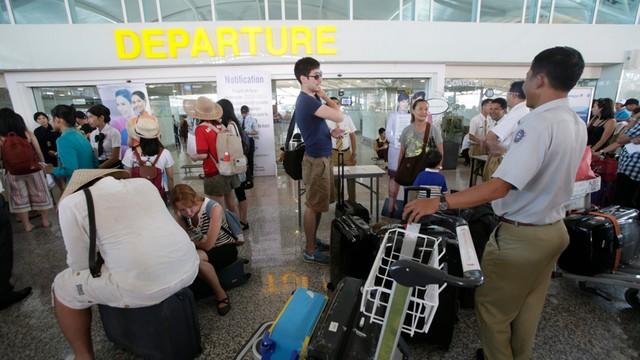 Lotniska na Bali znów zamknięte - wulkan nie daje spokoju