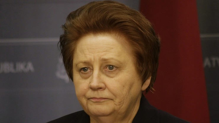 Premier Łotwy podała się do dymisji