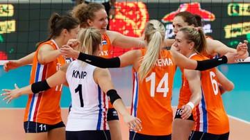 2017-09-26 Holandia kolejnym ćwierćfinalistą ME siatkarek