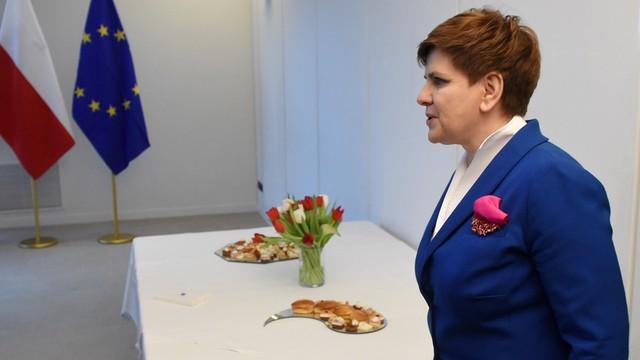 Szydło do europosłów: chcemy w dialogu rozwiać wątpliwości