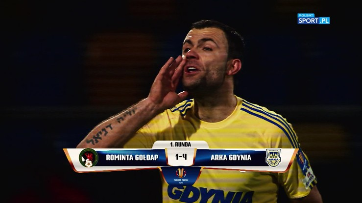 Arka Gdynia: Droga do finału Pucharu Polski