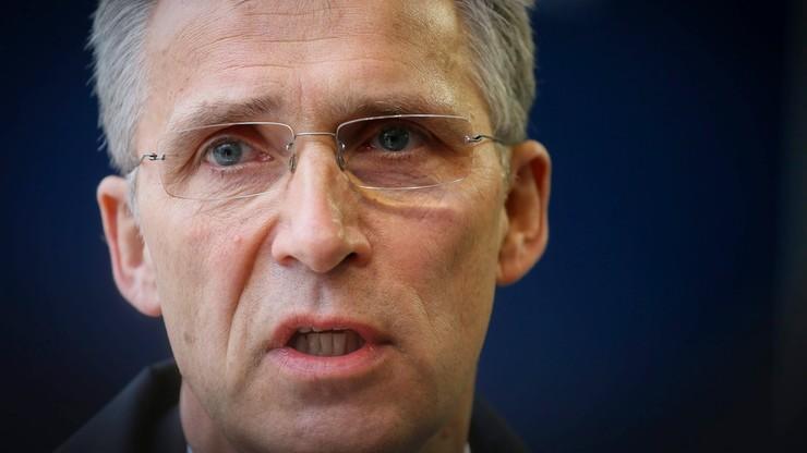 Stoltenberg: nadal głębokie różnice między NATO a Rosją