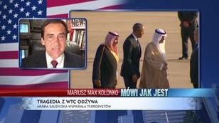 Saudyjska rodzina królewska wspierała zamach na WTC?