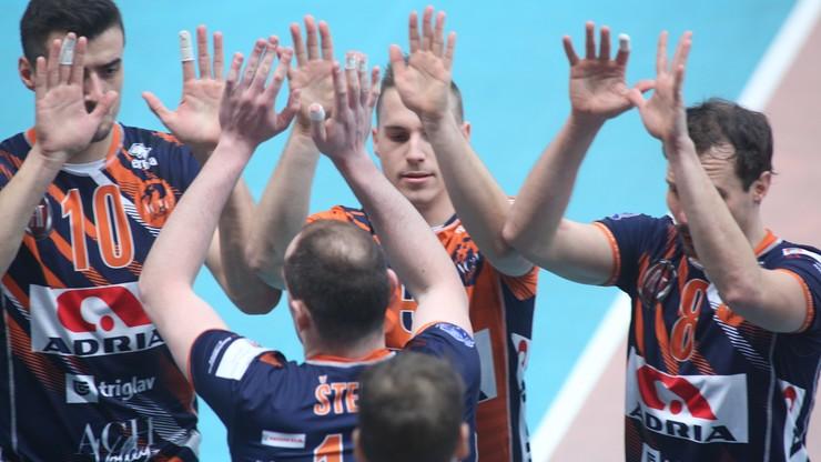 ACH Volley Lublana - Lokomotiv Nowosybirsk: Transmisja w Polsacie Sport Extra