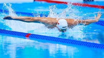 12-08-2016 06:13 Czerniak nie powalczy o medal. Do występu w finale zabrakło 0,07 s