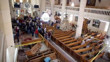 09-04-2017 20:06 Co najmniej 43 ofiary zamachów w Egipcie. Państwo Islamskie zapowiada dalsze ataki na chrześcijan