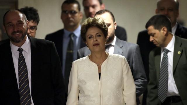 Brazylyjski Sąd Najwyższy wstrzymał procedurę impeachmentu prezydent Rousseff
