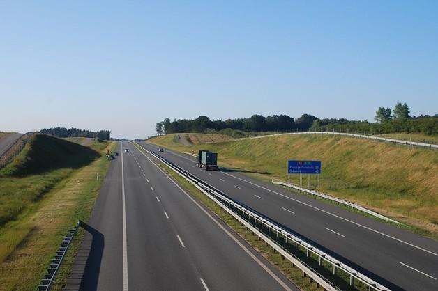 Koniec korków w drodze nad morze? A1 zwiększa przepustowość