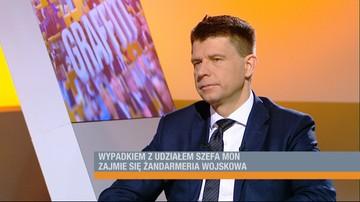 """27-01-2017 10:24 """"Oni się w ten sposób  z nas Polaków śmieją"""". Petru o """"arogancji władzy"""""""