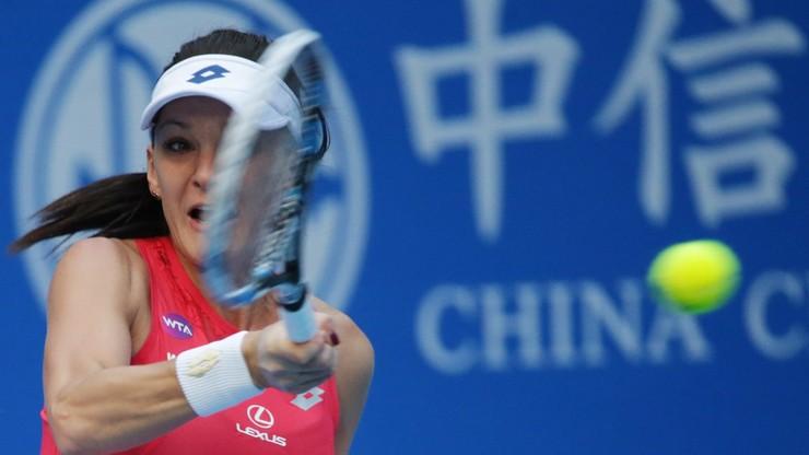 Radwańska w półfinale China Open