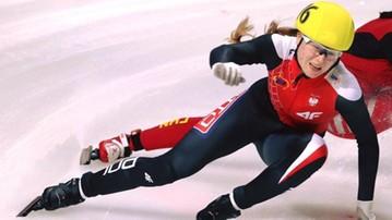 2016-12-18 Maliszewska na podium w Gangneung! Białostoczanka ustanowiła nowy rekord Polski