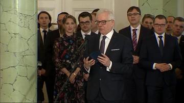 Jacek Czaputowicz - minister spraw zagranicznych