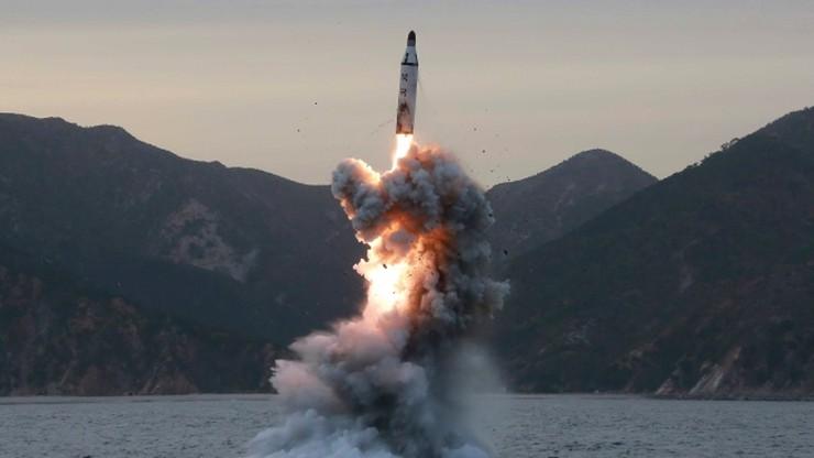 Korea Płn. wystrzeliła rakietę balistyczną