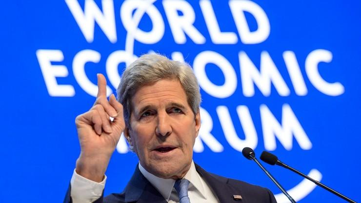 Kerry: korupcja winna globalnych problemów