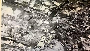 Dżihadyści wysadzili wielki meczet w Mosulu