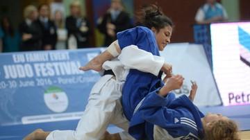 2016-10-28 Grand Slam w judo: Piąte miejsce Pieńkowskiej w Abu Zabi