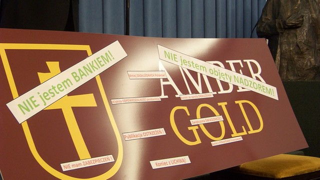 Były prezes Amber Gold złożył skargę do Europejskiego Trybunału Praw Człowieka
