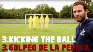 2015-09-11 Juan Mata uczy: Jak strzelać z rzutów wolnych