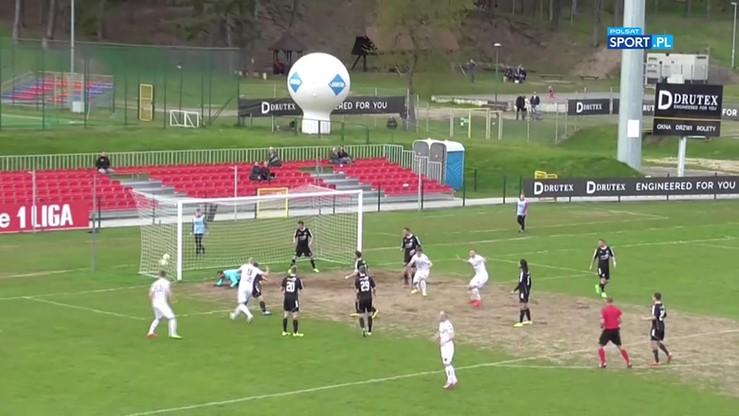 2017-05-08 Drutex-Bytovia Bytów - Zagłębie Sosnowiec 0:1. Skrót meczu