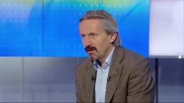 Chwedoruk i Gałązka - rozmowa w Polsat News