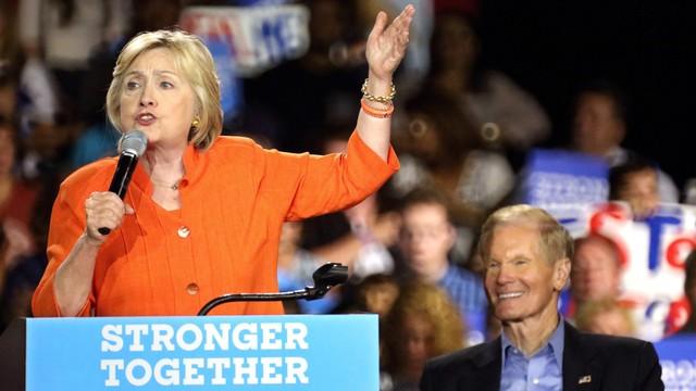 Hillary Clinton atakuje plan ekonomiczny Trumpa