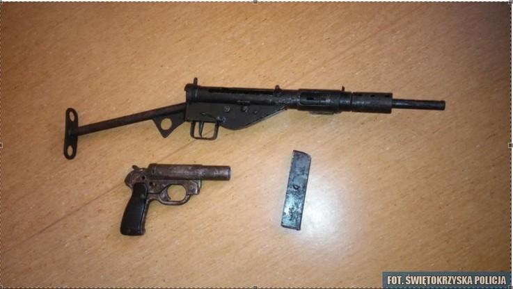 Zdecydowały szlachetne pobudki weterana AK. Prokuratura umorzyła sprawę nielegalnego przechowywania broni