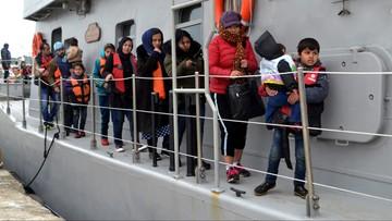 23-03-2016 07:30 Grecja ma odsyłać imigrantów, ale łodzie z uchodźcami wciąż dopływają do greckich wysp