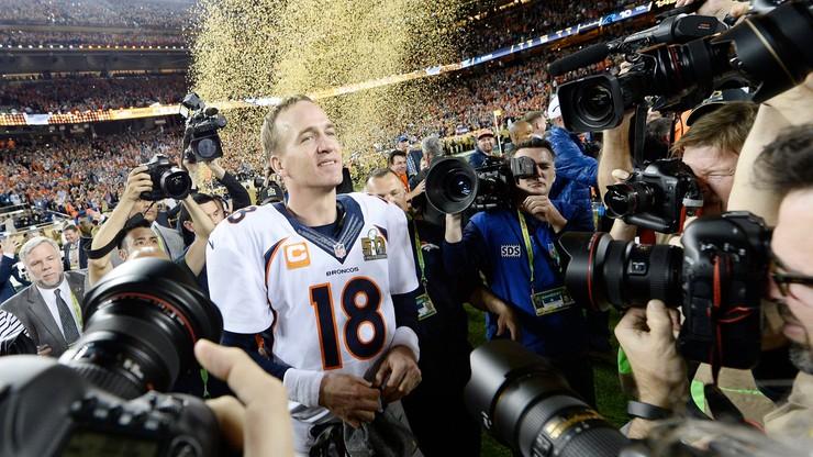 Liga NFL: Peyton Manning ogłosił zakończenie kariery