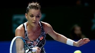 2016-10-29 WTA Finals: Finał nie dla Radwańskiej! Polka zdemolowana przez Kerber