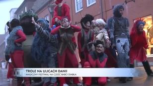 Trolle na ulicach Danii - magiczny festiwal na cześć Babci Diabła