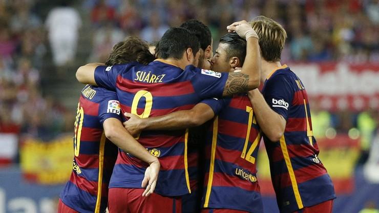 Messi i spółka zdobyli Madryt! Barcelona ograła Atletico