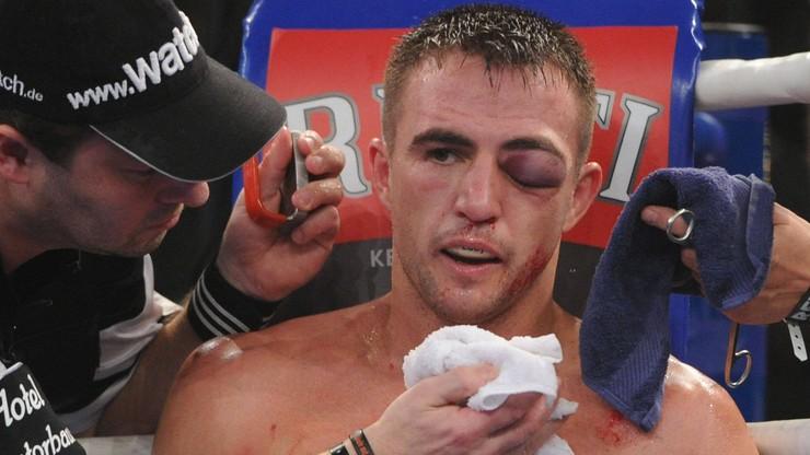 Niemiecki bokser zasłabł po walce i trafił do szpitala!