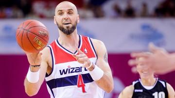 2016-12-17 NBA: Pewna wygrana Wizards, Gortat z double-double