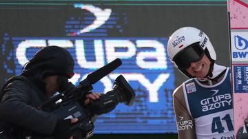 2017-11-25 Żyła zdyskwalifikowany w drużynowym konkursie PŚ w Kuusamo. Szóste miejsce Polaków