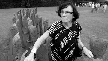 21-04-2017 12:05 Nie żyje rzeźbiarka Magdalena Abakanowicz