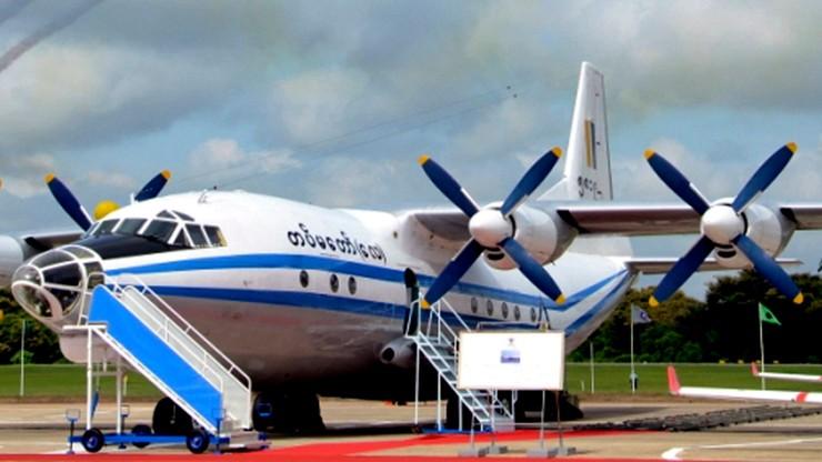 Szczątki zaginionego samolotu wojskowego odnaleziono na morzu
