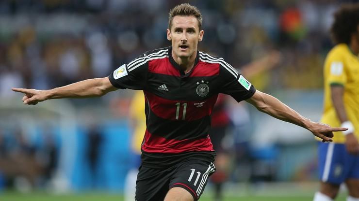 Miroslav Klose zakończył piłkarską karierę. Będzie trenerem