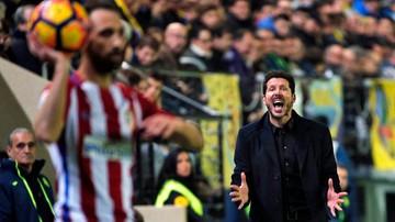 2016-12-12 Przekonujące zwycięstwo Villarreal nad Atletico. Fatalna postawa defensywy gości