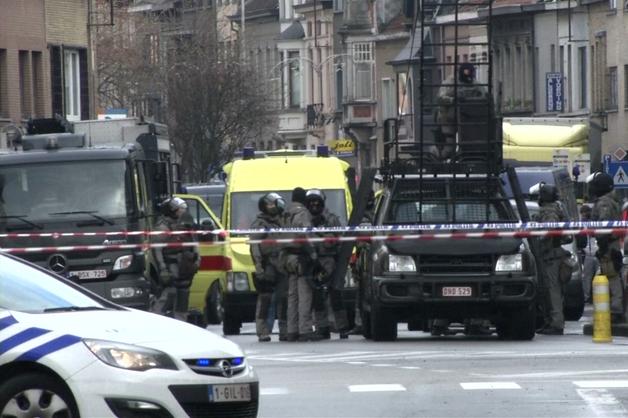 Belgia: czterech napastników wzięło zakładnika w mieszkaniu