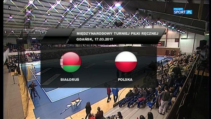 Polska - Białoruś 23:24. Skrót meczu