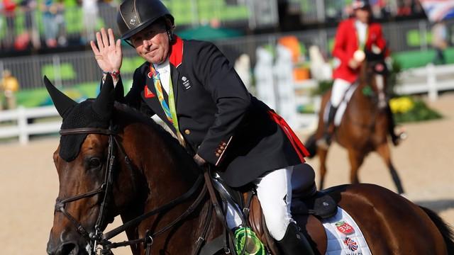 Rio: 58-letni złoty medalista z endoprotezą biodra