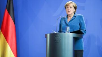 23-07-2016 15:39 Merkel: państwo zapewni obywatelom bezpieczeństwo i wolność
