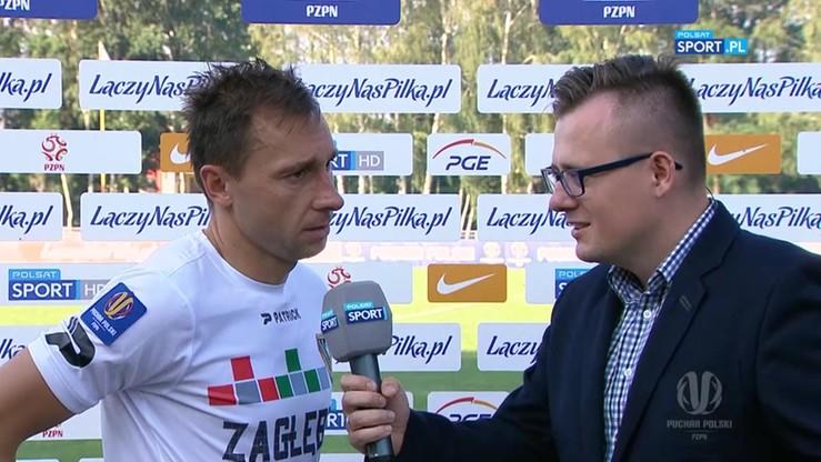 2016-07-23 Dudek: Mamy jasny cel na ten sezon. Mierzymy w Ekstraklasę