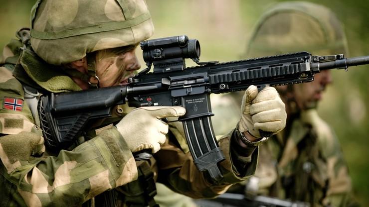 Francuska armia z niemiecką bronią