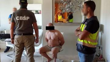 12-08-2016 12:27 Polscy mafiosi wpadli w Hiszpanii. Mieli powiązania z dawnym gangiem pruszkowskim