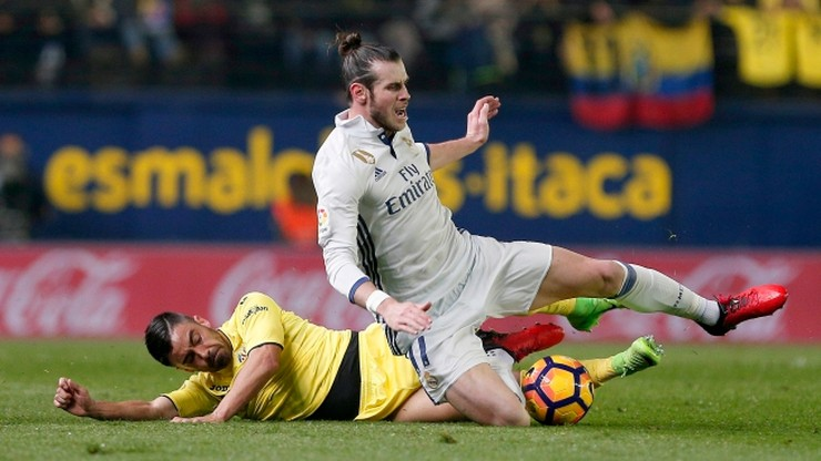Real Madryt wyszarpał trzy punkty w Villarreal