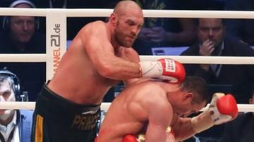 2015-11-30 Fury postawił na siebie 200 tysięcy. Floyd też zarobił, a w Polsce...