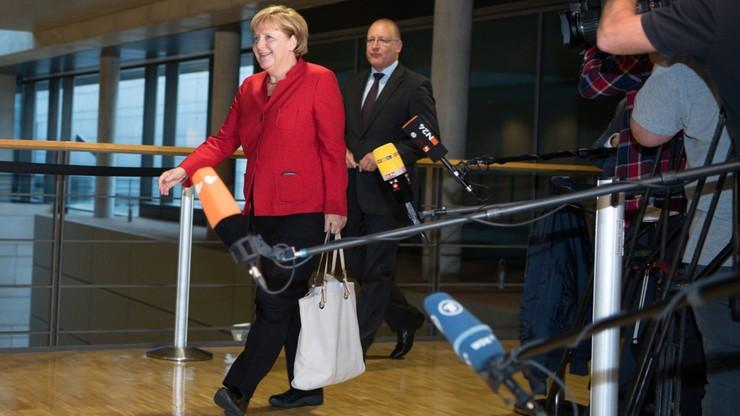 Nazistowska terminologia posłanki CDU krytykującej Merkel